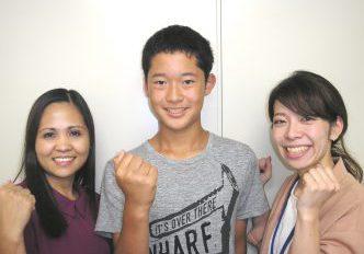サイエイ・インターナショナル東浦和校自慢の生徒 Atsushiくんの写真