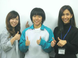 サイエイ・インターナショナル自慢の生徒 Shioriさんの写真