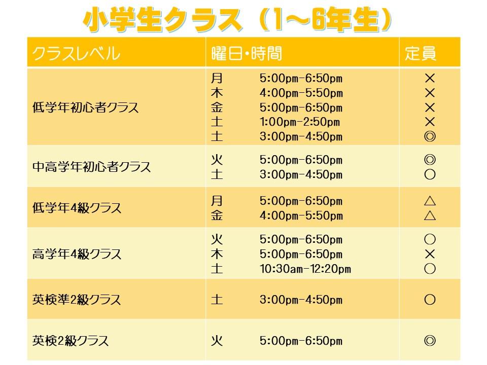 小学生、英会話、英語、ときわ台、東京