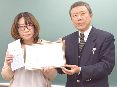 日本人2位 根本講師